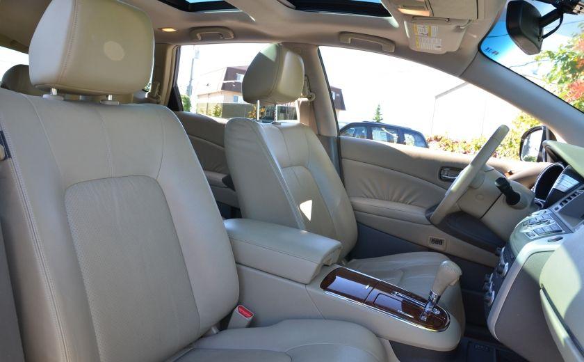 2010 Nissan Murano LE AWD A/C BIZONE CUIR GROUPE ELEC SIEGES CHAUFFAN #29