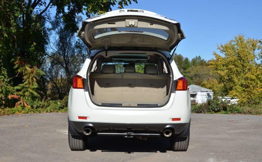 2010 Nissan Murano LE AWD A/C BIZONE CUIR GROUPE ELEC SIEGES CHAUFFAN #32