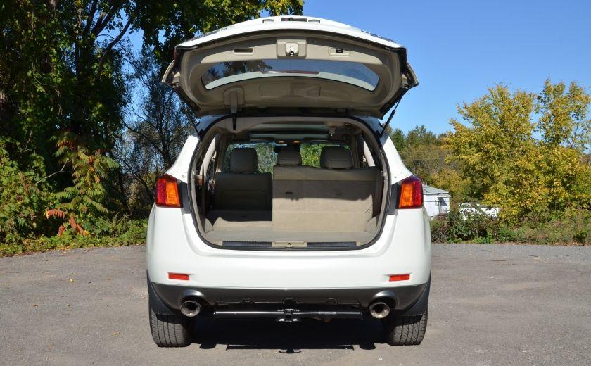 2010 Nissan Murano LE AWD A/C BIZONE CUIR GROUPE ELEC SIEGES CHAUFFAN #34