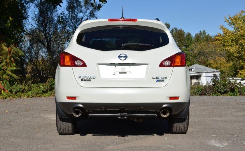 2010 Nissan Murano LE AWD A/C BIZONE CUIR GROUPE ELEC SIEGES CHAUFFAN #39