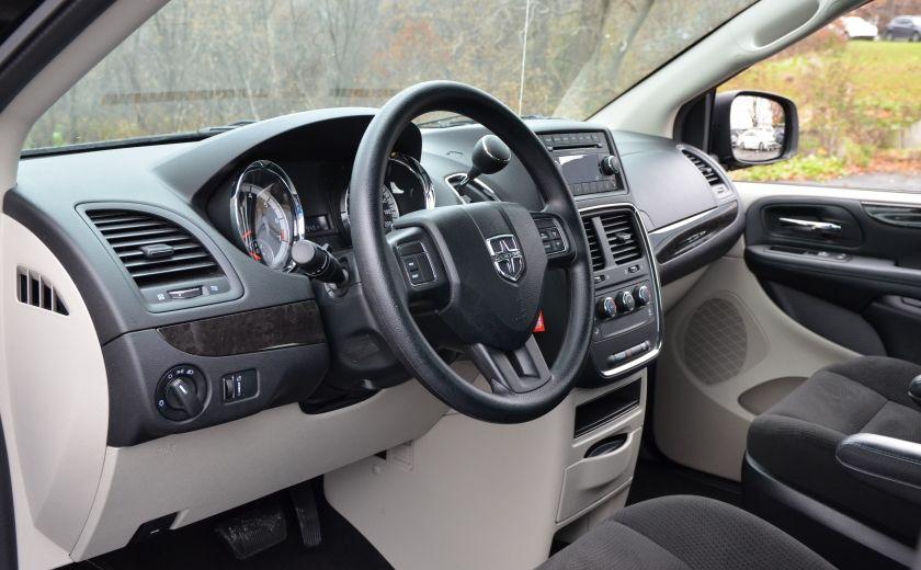 2016 Dodge GR Caravan A/C BIZONE CRUISE ABS PORTES ET VITRES A COMMANDE #8
