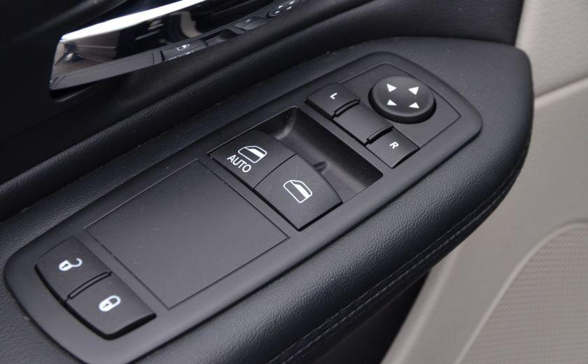 2016 Dodge GR Caravan A/C BIZONE CRUISE ABS PORTES ET VITRES A COMMANDE #10