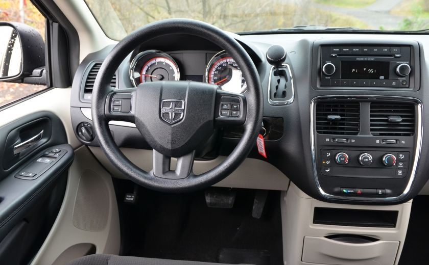 2016 Dodge GR Caravan A/C BIZONE CRUISE ABS PORTES ET VITRES A COMMANDE #12