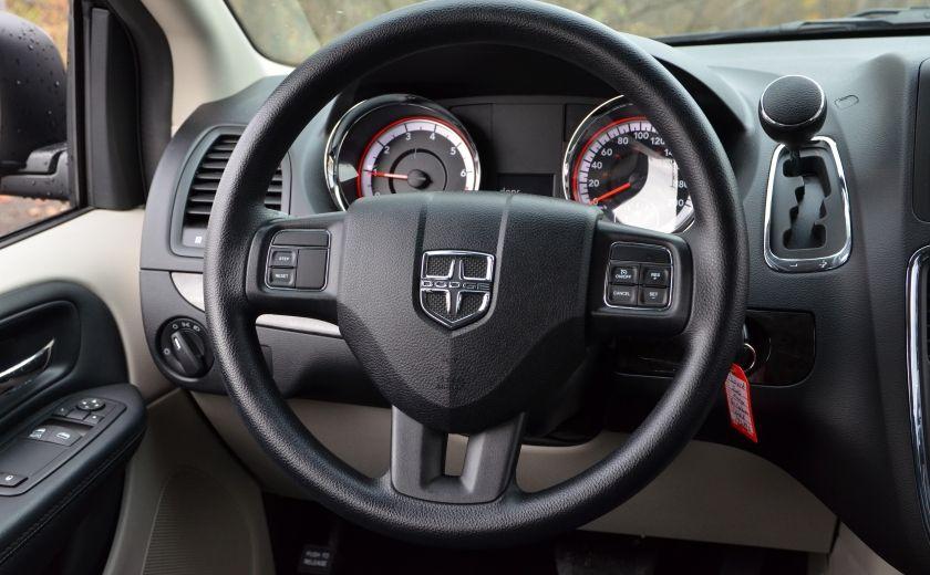 2016 Dodge GR Caravan A/C BIZONE CRUISE ABS PORTES ET VITRES A COMMANDE #13