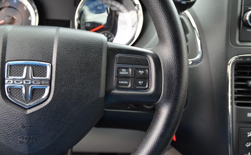 2016 Dodge GR Caravan A/C BIZONE CRUISE ABS PORTES ET VITRES A COMMANDE #18