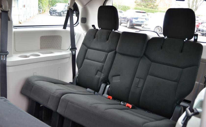 2016 Dodge GR Caravan A/C BIZONE CRUISE ABS PORTES ET VITRES A COMMANDE #22