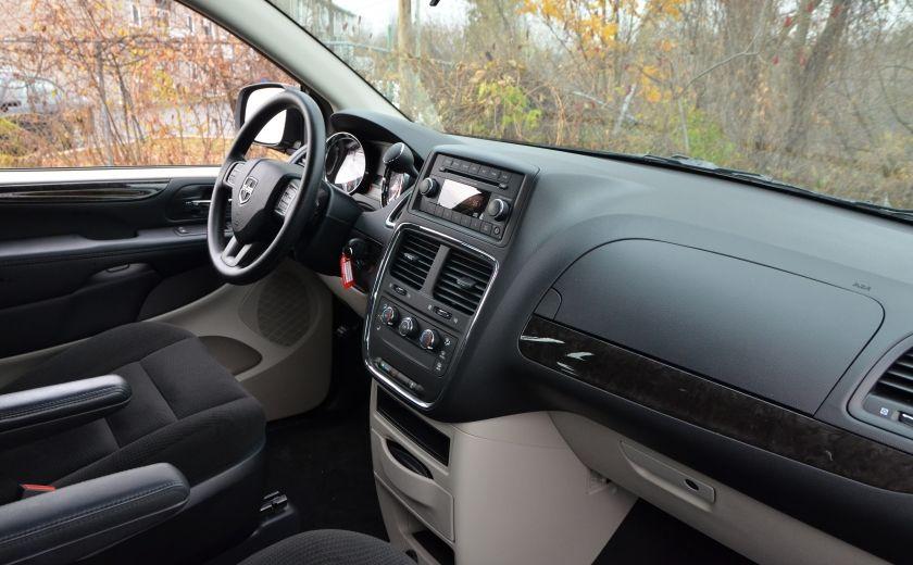 2016 Dodge GR Caravan A/C BIZONE CRUISE ABS PORTES ET VITRES A COMMANDE #25