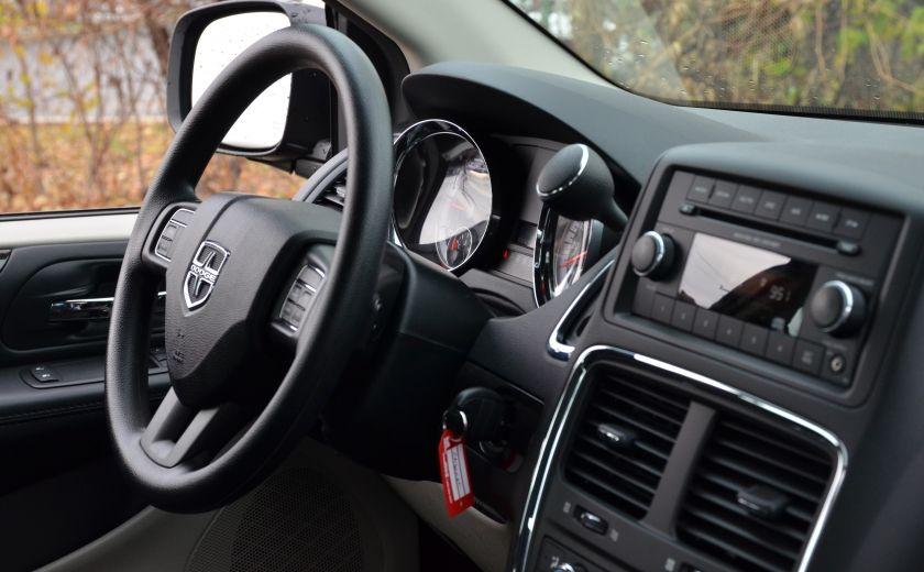 2016 Dodge GR Caravan A/C BIZONE CRUISE ABS PORTES ET VITRES A COMMANDE #26