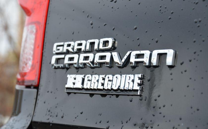 2016 Dodge GR Caravan A/C BIZONE CRUISE ABS PORTES ET VITRES A COMMANDE #35