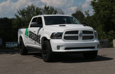 2016 Ram 1500 Sport DEMO 4X4 A/C TOIT MAGS BLUETOOTH à New Richmond
