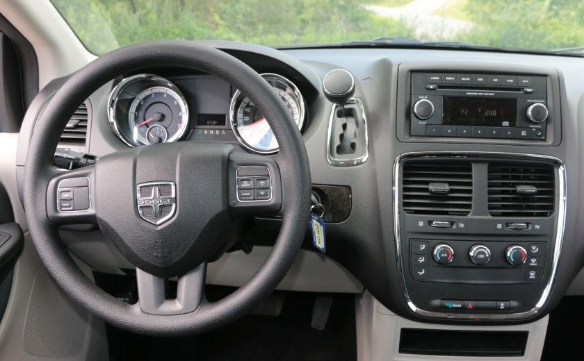2016 Dodge GR Caravan Canada Value Package DEMO #12