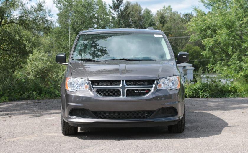 2016 Dodge GR Caravan Canada Value Package DEMO #1