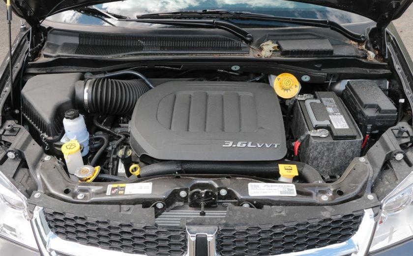 2016 Dodge GR Caravan Canada Value Package DEMO #28
