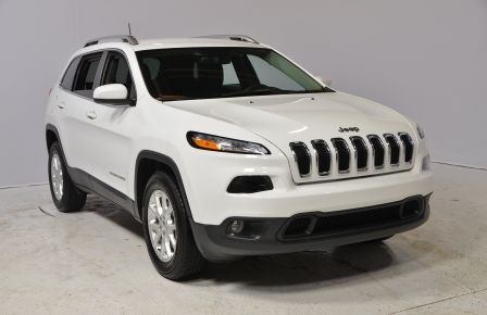 2016 Jeep Cherokee NORTH 4X4 SIEGES ET VOLANT CHAUFFANT CAM BLUETOOTH in Îles de la Madeleine