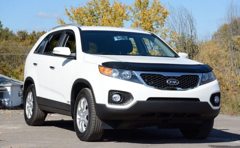2012 Kia Sorento LX TI A/C SAT BLUETOOTH SIEGES  CHAUFFANT AUTO #0