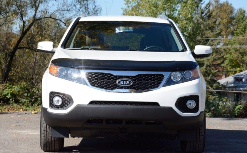 2012 Kia Sorento LX TI A/C SAT BLUETOOTH SIEGES  CHAUFFANT AUTO #1