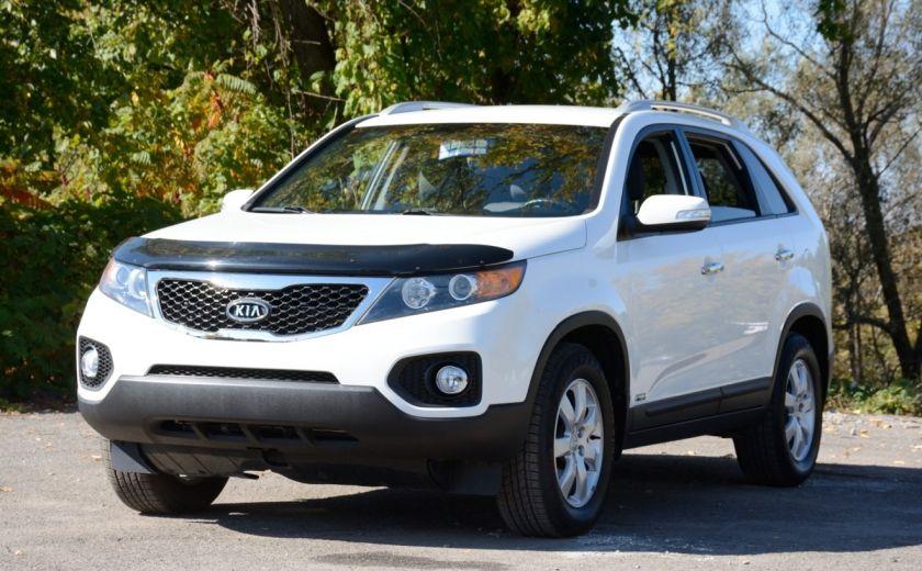 2012 Kia Sorento LX TI A/C SAT BLUETOOTH SIEGES  CHAUFFANT AUTO #2