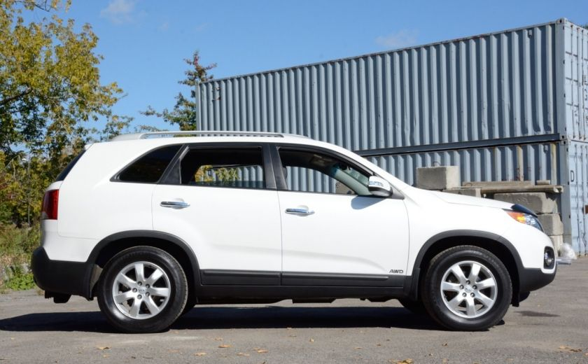 2012 Kia Sorento LX TI A/C SAT BLUETOOTH SIEGES  CHAUFFANT AUTO #3