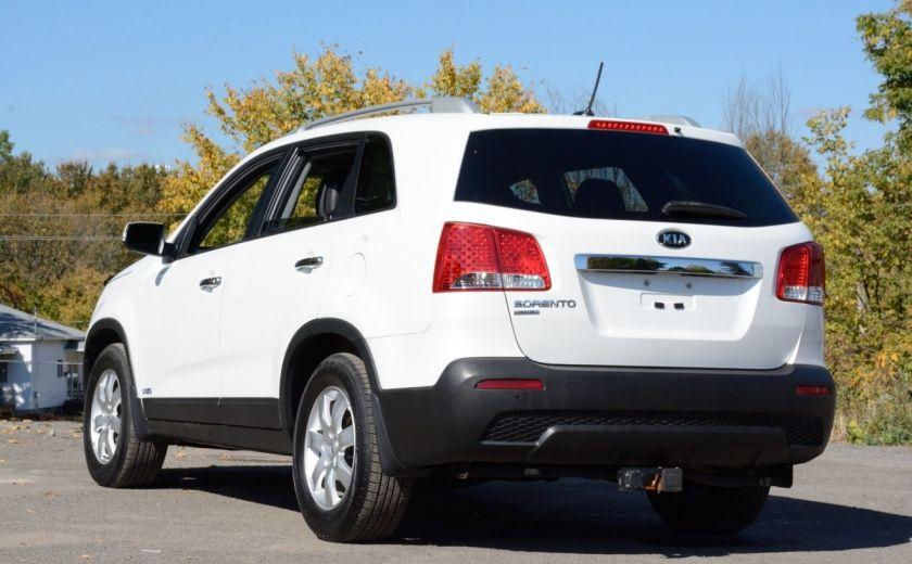 2012 Kia Sorento LX TI A/C SAT BLUETOOTH SIEGES  CHAUFFANT AUTO #4