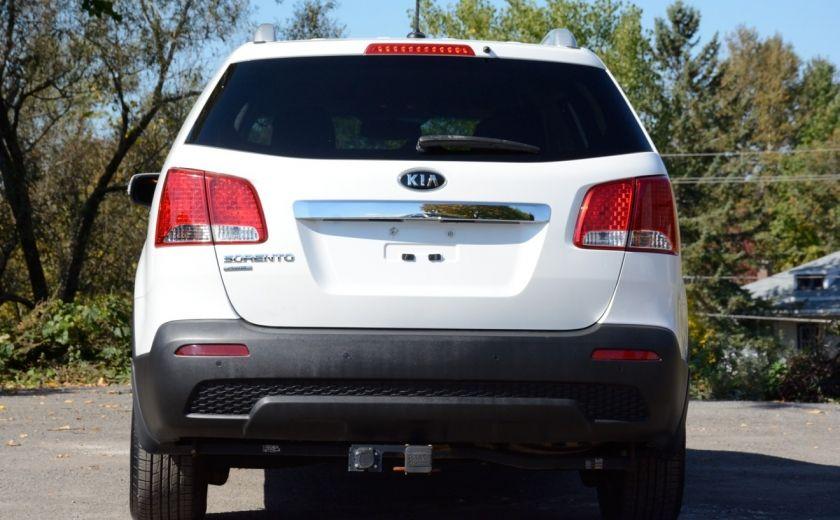 2012 Kia Sorento LX TI A/C SAT BLUETOOTH SIEGES  CHAUFFANT AUTO #5