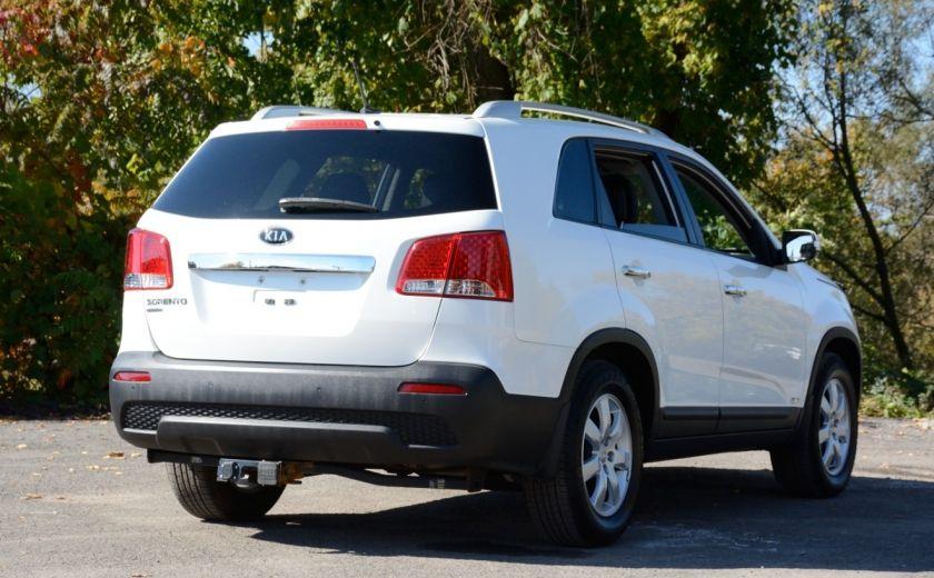 2012 Kia Sorento LX TI A/C SAT BLUETOOTH SIEGES  CHAUFFANT AUTO #6