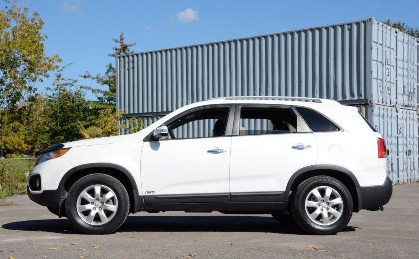 2012 Kia Sorento LX TI A/C SAT BLUETOOTH SIEGES  CHAUFFANT AUTO #7
