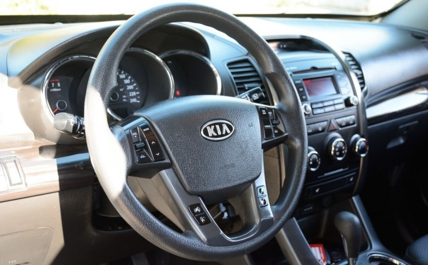 2012 Kia Sorento LX TI A/C SAT BLUETOOTH SIEGES  CHAUFFANT AUTO #8