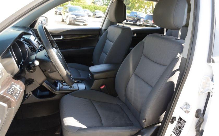 2012 Kia Sorento LX TI A/C SAT BLUETOOTH SIEGES  CHAUFFANT AUTO #9