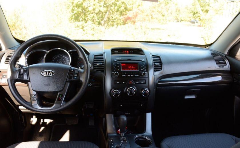 2012 Kia Sorento LX TI A/C SAT BLUETOOTH SIEGES  CHAUFFANT AUTO #11