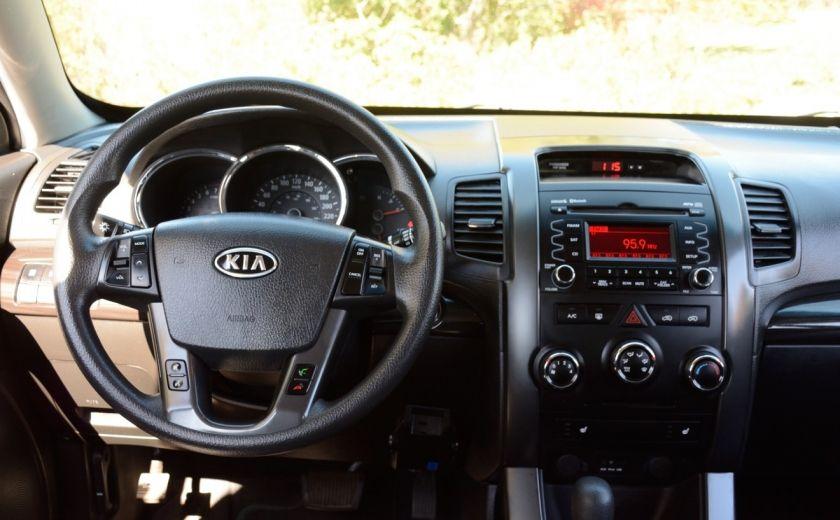 2012 Kia Sorento LX TI A/C SAT BLUETOOTH SIEGES  CHAUFFANT AUTO #12