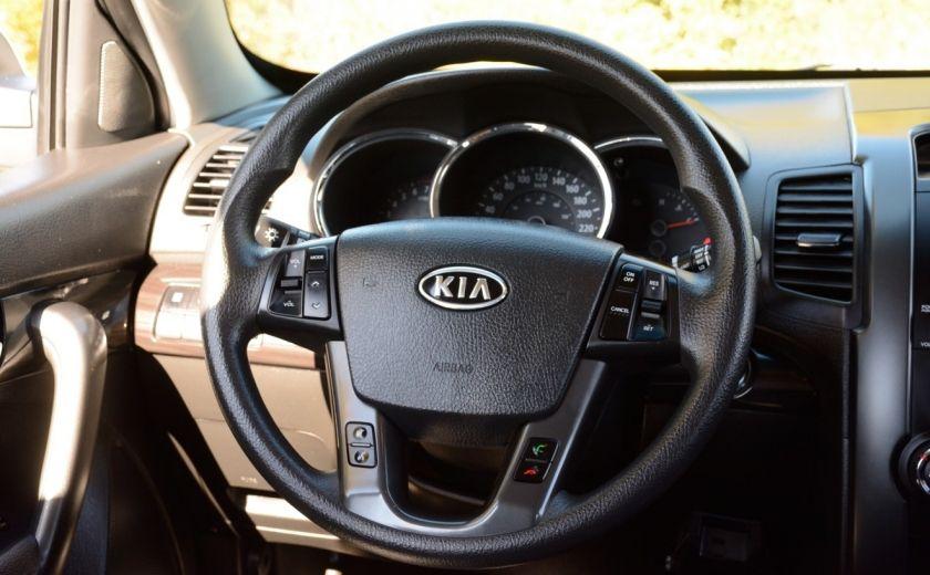 2012 Kia Sorento LX TI A/C SAT BLUETOOTH SIEGES  CHAUFFANT AUTO #13