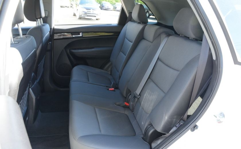 2012 Kia Sorento LX TI A/C SAT BLUETOOTH SIEGES  CHAUFFANT AUTO #15
