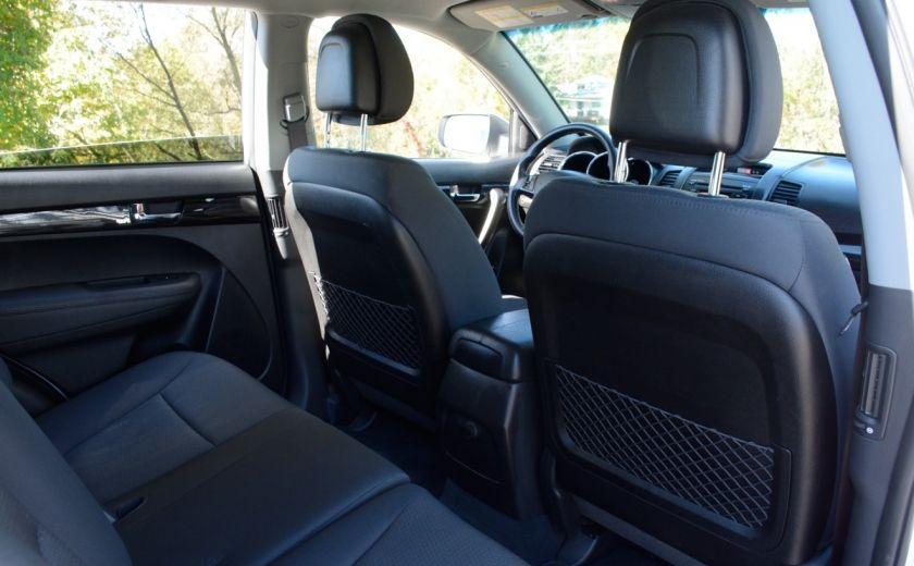 2012 Kia Sorento LX TI A/C SAT BLUETOOTH SIEGES  CHAUFFANT AUTO #16