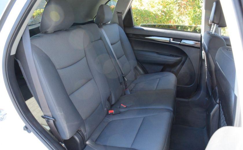 2012 Kia Sorento LX TI A/C SAT BLUETOOTH SIEGES  CHAUFFANT AUTO #17
