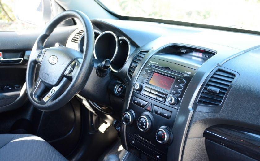 2012 Kia Sorento LX TI A/C SAT BLUETOOTH SIEGES  CHAUFFANT AUTO #19