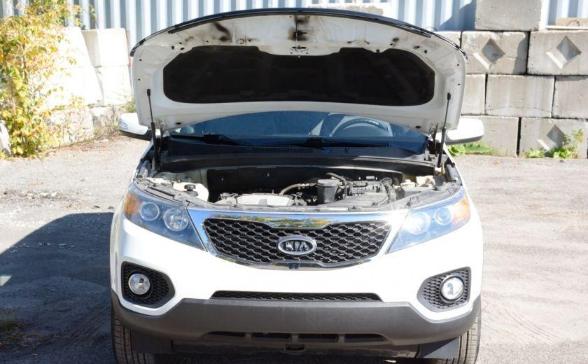 2012 Kia Sorento LX TI A/C SAT BLUETOOTH SIEGES  CHAUFFANT AUTO #21