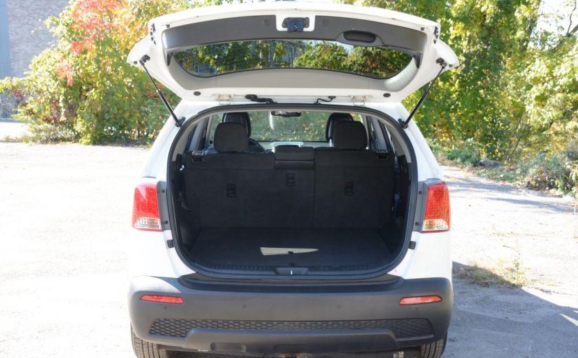 2012 Kia Sorento LX TI A/C SAT BLUETOOTH SIEGES  CHAUFFANT AUTO #22