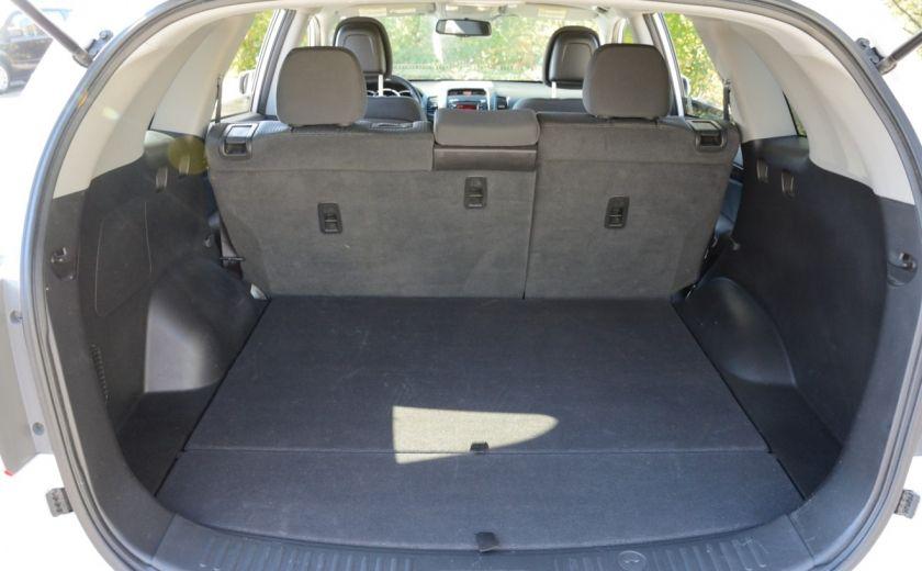2012 Kia Sorento LX TI A/C SAT BLUETOOTH SIEGES  CHAUFFANT AUTO #23