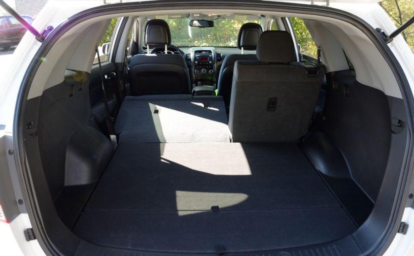 2012 Kia Sorento LX TI A/C SAT BLUETOOTH SIEGES  CHAUFFANT AUTO #24