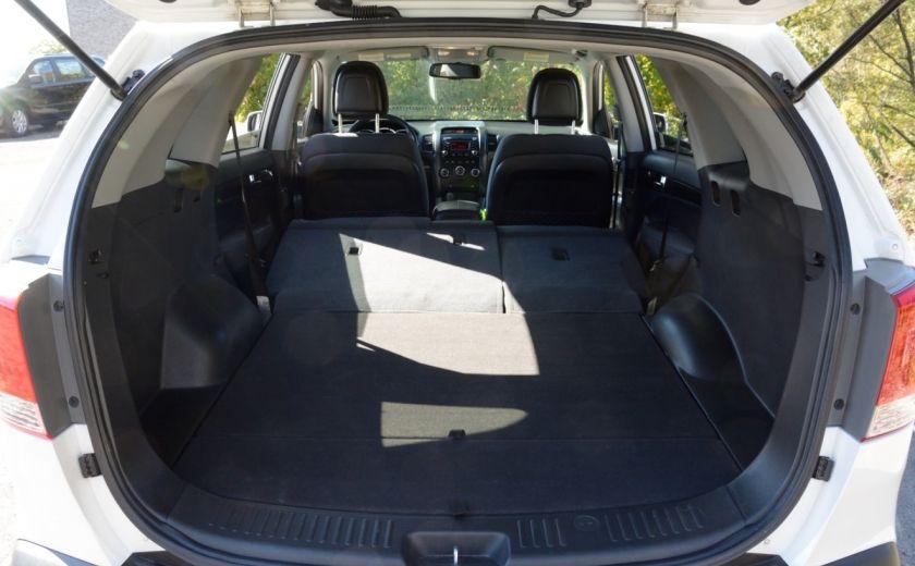 2012 Kia Sorento LX TI A/C SAT BLUETOOTH SIEGES  CHAUFFANT AUTO #25