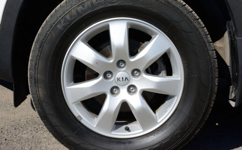 2012 Kia Sorento LX TI A/C SAT BLUETOOTH SIEGES  CHAUFFANT AUTO #35