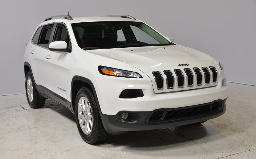 2016 Jeep Cherokee NORTH 4X4 SIEGES ET VOLANT CHAUFFANT CAM BLUETOOTH #0