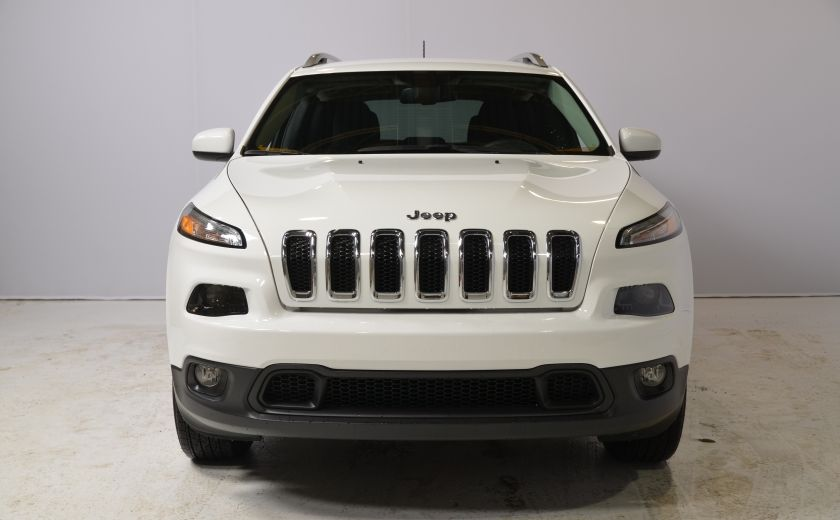 2016 Jeep Cherokee NORTH 4X4 SIEGES ET VOLANT CHAUFFANT CAM BLUETOOTH #1