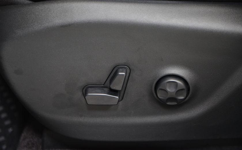 2016 Jeep Cherokee NORTH 4X4 SIEGES ET VOLANT CHAUFFANT CAM BLUETOOTH #21