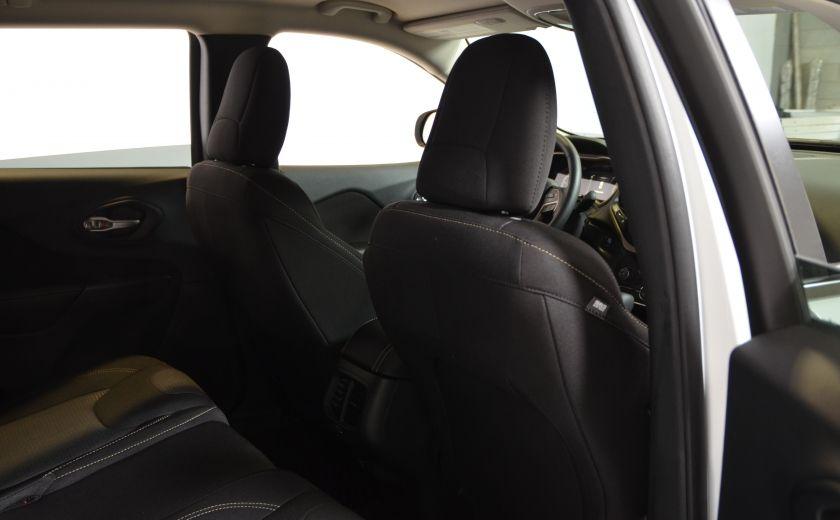 2016 Jeep Cherokee NORTH 4X4 SIEGES ET VOLANT CHAUFFANT CAM BLUETOOTH #25