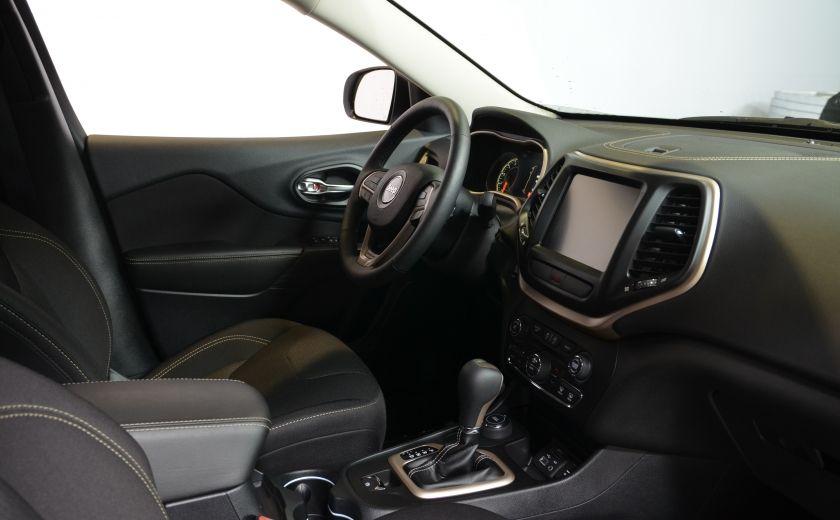 2016 Jeep Cherokee NORTH 4X4 SIEGES ET VOLANT CHAUFFANT CAM BLUETOOTH #27