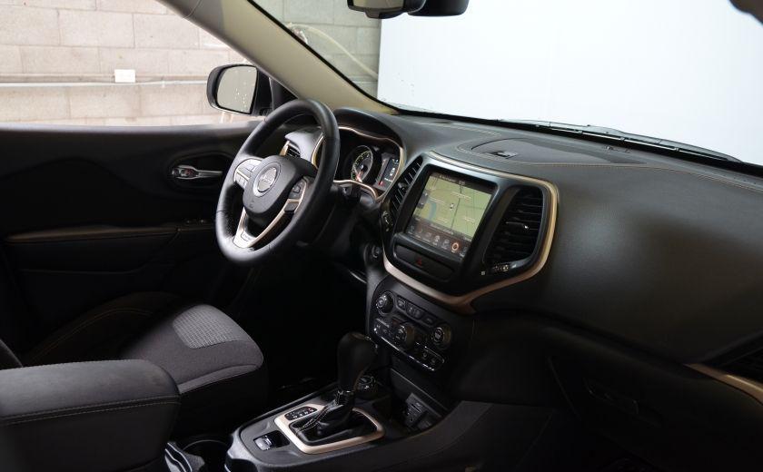 2016 Jeep Cherokee NORTH 4X4 SIEGES ET VOLANT CHAUFFANT CAM BLUETOOTH #30