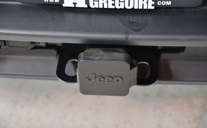 2016 Jeep Cherokee NORTH 4X4 SIEGES ET VOLANT CHAUFFANT CAM BLUETOOTH #38