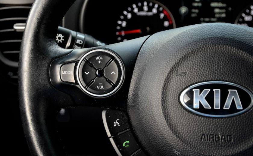2015 Kia Soul SX LUXURY A/C AUTO CAM CRUISE NAV CUIR SIEGES CHAU #23