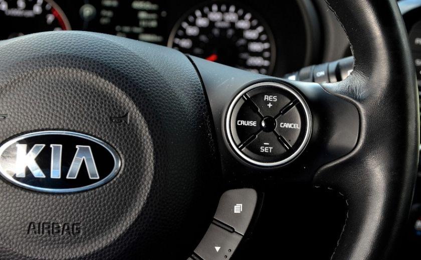 2015 Kia Soul SX LUXURY A/C AUTO CAM CRUISE NAV CUIR SIEGES CHAU #24